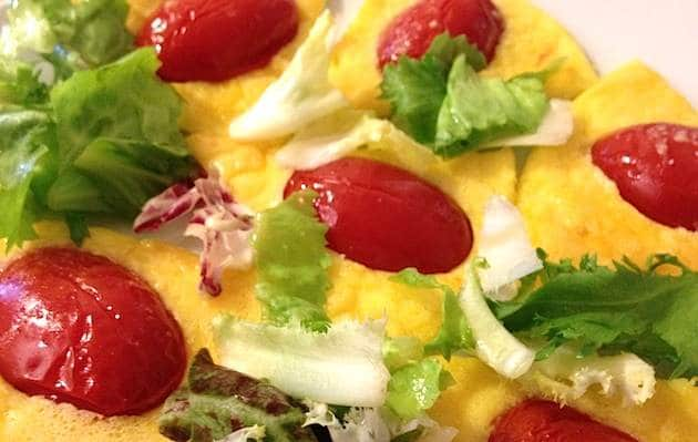 contorno pomodori uova