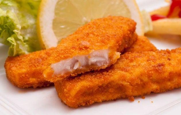 bastoncini pesce fatti in casa