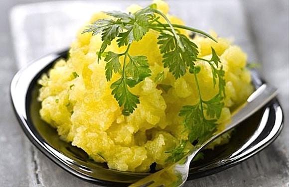 purè patate senza burro